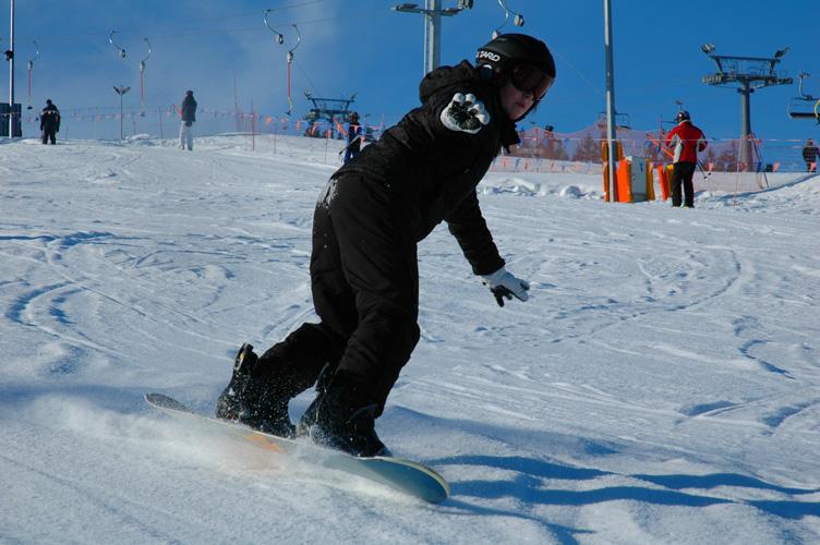 Obóz snowboardowy Białka Tatrzańska 2016