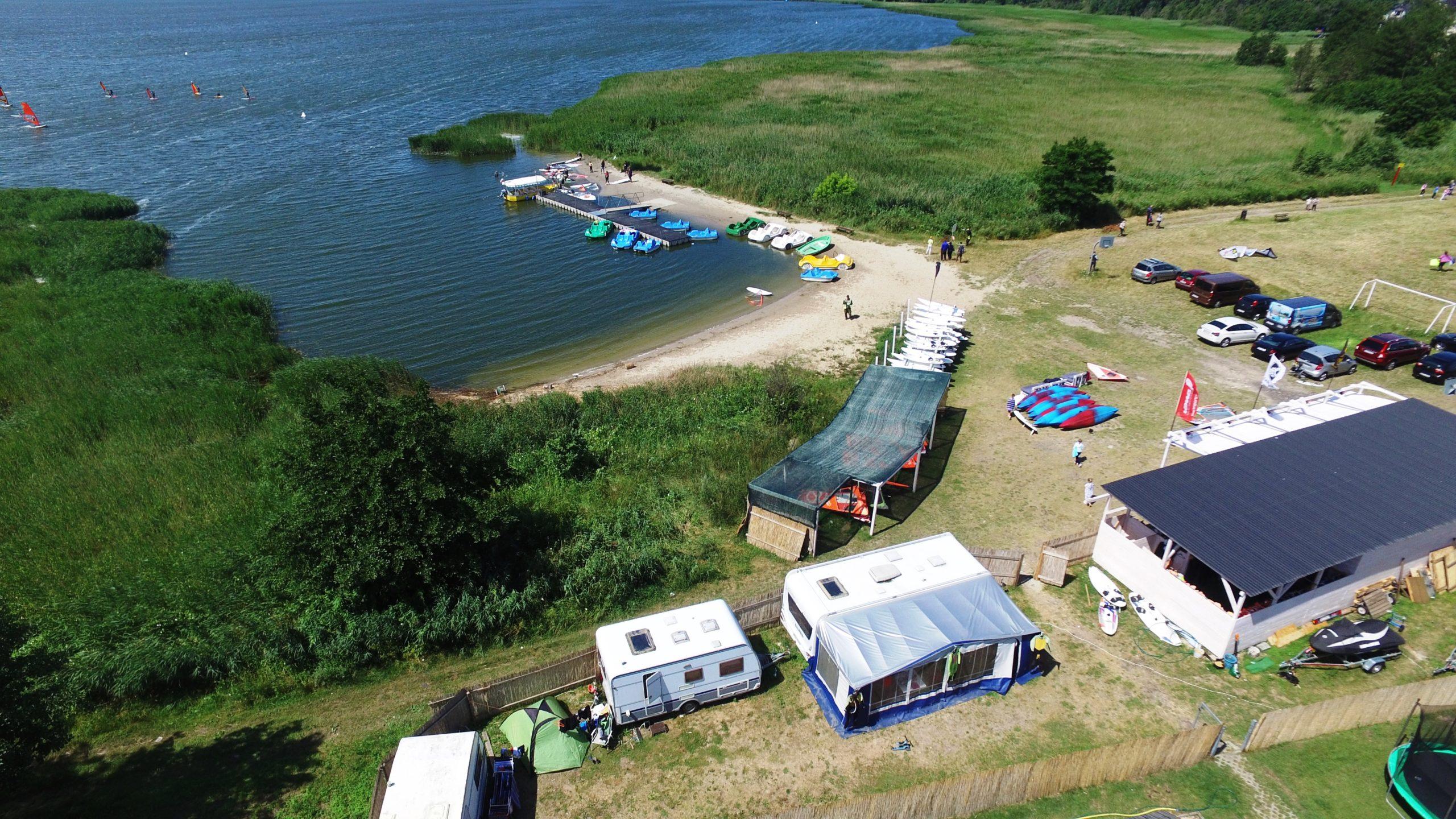 Szkoła windsurfingu AR-SPORT w Dziwnówku zachodniopomorskie